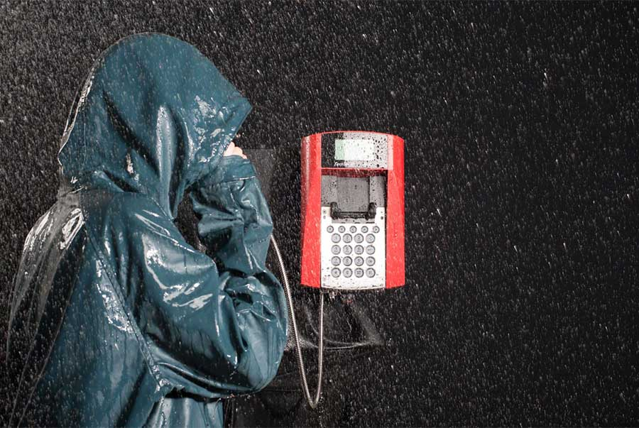 Telephones for tough applications
