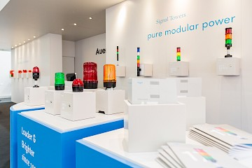 Auer Signal at Hannover Messe 2018