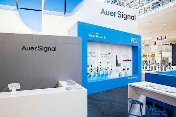 Auer Signal booth HMI 2017