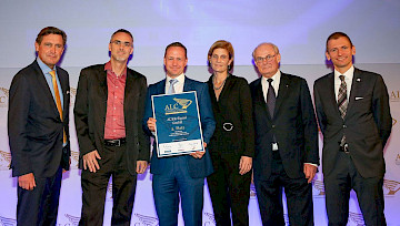 Presentation of Austrias Leading Companies Award