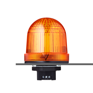 TDCP 37mm panel mount LED steady/flashing beacon