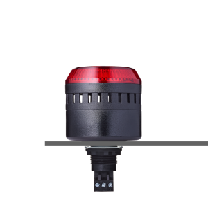 ELG LED panel mount buzzer