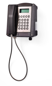 dST Explosion-proof analogue telephone