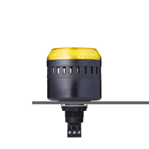 EDG LED panel mount buzzer
