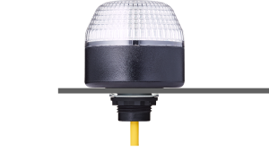 IML Indicador traspanel M22 LED luz multicolor