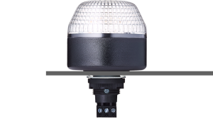IDL M22 panel mount LED multi colour beacon